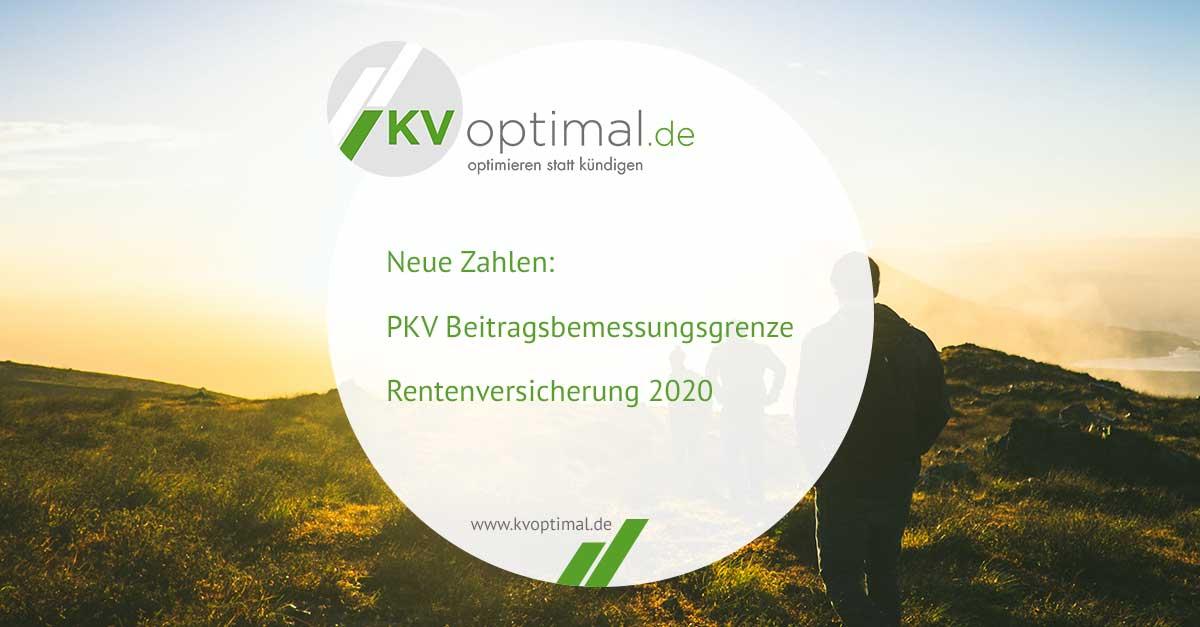 Neue Zahlen: PKV Beitragsbemessungsgrenze ...