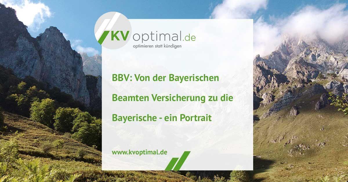 bbv von der bayerischen beamten versicherung zu die. Black Bedroom Furniture Sets. Home Design Ideas